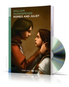 Romeo and Juliet + CD audio
