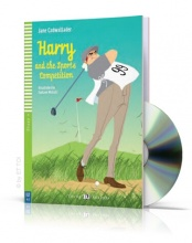 Harry and the Sport's Competition + CD audio