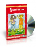 Il vento e il sole + CD audio