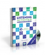 Listening activities + CD audio 2 Photocopiable Resource Book