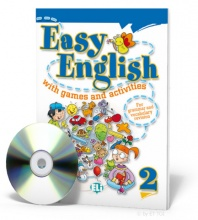 Easy English with games and activities 2 + CD audio