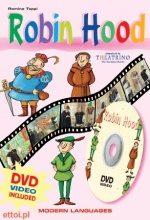 Robin Hood + DVD Video