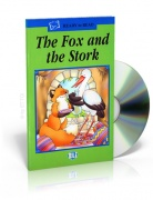 The Fox and the Stork + CD audio