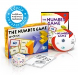 Language Game The Number Game - Game Box + CD-ROM