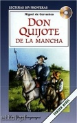 Don Quijote de la Mancha + CD Audio