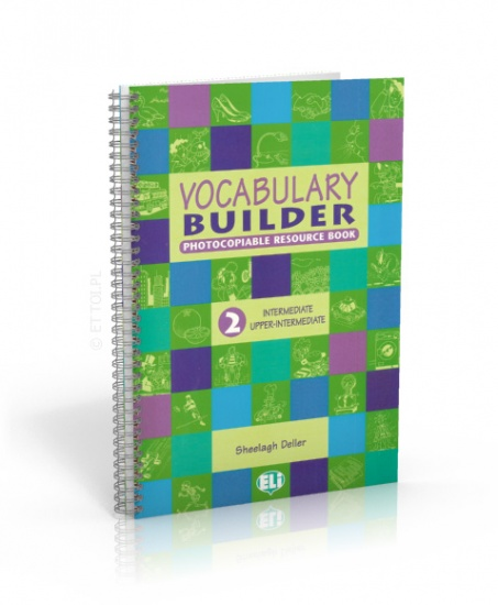 Vocabulary Builder 2 Photocopiable Resource Book - 28 77 EUR