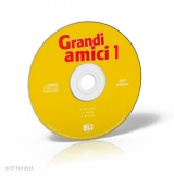 Grandi amici 1 CD audio