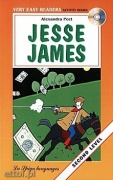 Jesse James + CD audio