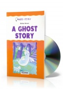 A ghost story + CD audio