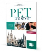 PET Buster - Self Study Edition with Answer Key + 2 Audio CDs