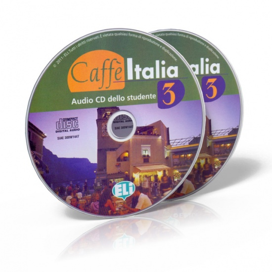 Caffe Italia 3 - 2 CD audio