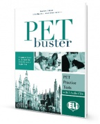 PET Buster - PET Practice Tests + 2 Audio CDs