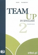 Team Up in English 2 Teacher's book (4-level version)
