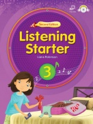 Listening Starter 3 + Workbook + MP3 CD