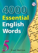 4000 Essential English Words 5 + Answer Key