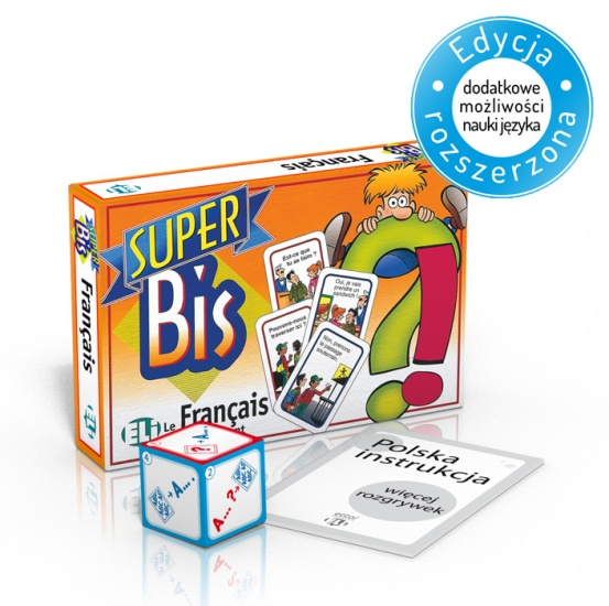 Language game Super Bis - Français