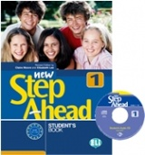 New Step Ahead 1 - Student's Book + CD-ROM