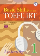 Basic Skills for the TOEFL® iBT - Listening 1 + 2 CD Audio