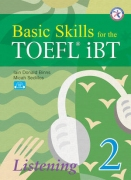 Basic Skills for the TOEFL® iBT - Listening 2 + 3 CD Audio