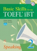 Basic Skills for the TOEFL® iBT - Speaking 2 + CD Audio