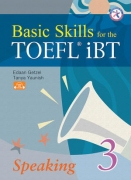 Basic Skills for the TOEFL® iBT - Speaking 3 + CD Audio