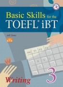 Basic Skills for the TOEFL® iBT - Writing 3 + CD Audio