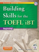 Building Skills for the TOEFL® iBT - Combined Book + MP3 CD