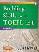 Building Skills for the TOEFL® iBT - Speaking + MP3 CD