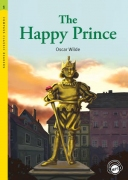 The Happy Prince + MP3 CD