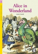 Alice in Wonderland + MP3 CD