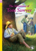 The Adventures of Tom Sawyer + MP3 CD