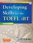 Developing Skills for the TOEFL® iBT - Listening + MP3 CD