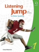 Listening Jump 1 + Dictation Book + MP3 CD