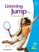 Listening Jump 2 + Dictation Book + MP3 CD