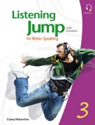 Listening Jump 3 + Dictation Book + MP3 CD