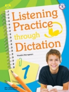 Listening Practice through Dictation 1 + Answer Key + Audio CD