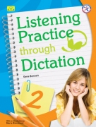 Listening Practice through Dictation 2 + Answer Key + Audio CD