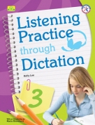 Listening Practice through Dictation 3 + Answer Key + Audio CD