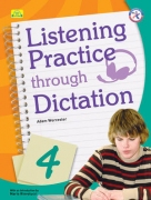 Listening Practice through Dictation 4 + Answer Key + Audio CD