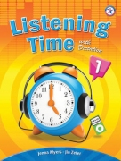 Listening Time 1 + Dictation Book + MP3 CD