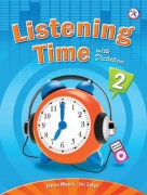 Listening Time 2 + Dictation Book + MP3 CD
