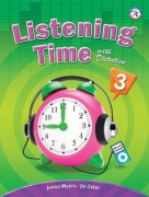 Listening Time 3 + Dictation Book + MP3 CD