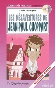 Les Mésaventures de Jean-Paul Choppart + CD audio