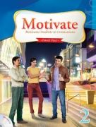 Motivate 2 Student's Book + CD Audio