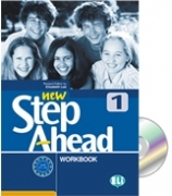 New Step Ahead 1 - Workbook + Audio CD