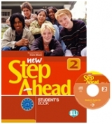New Step Ahead 2 - Student's Book + CD-ROM