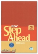 New Step Ahead 2 - Test Book + Audio CD