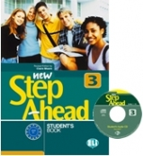 New Step Ahead 3 - Student's Book + CD-ROM