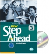 New Step Ahead 3 - Workbook + Audio CD