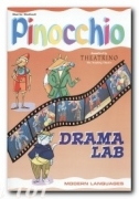 Pinocchio - Drama Lab + DVD Video